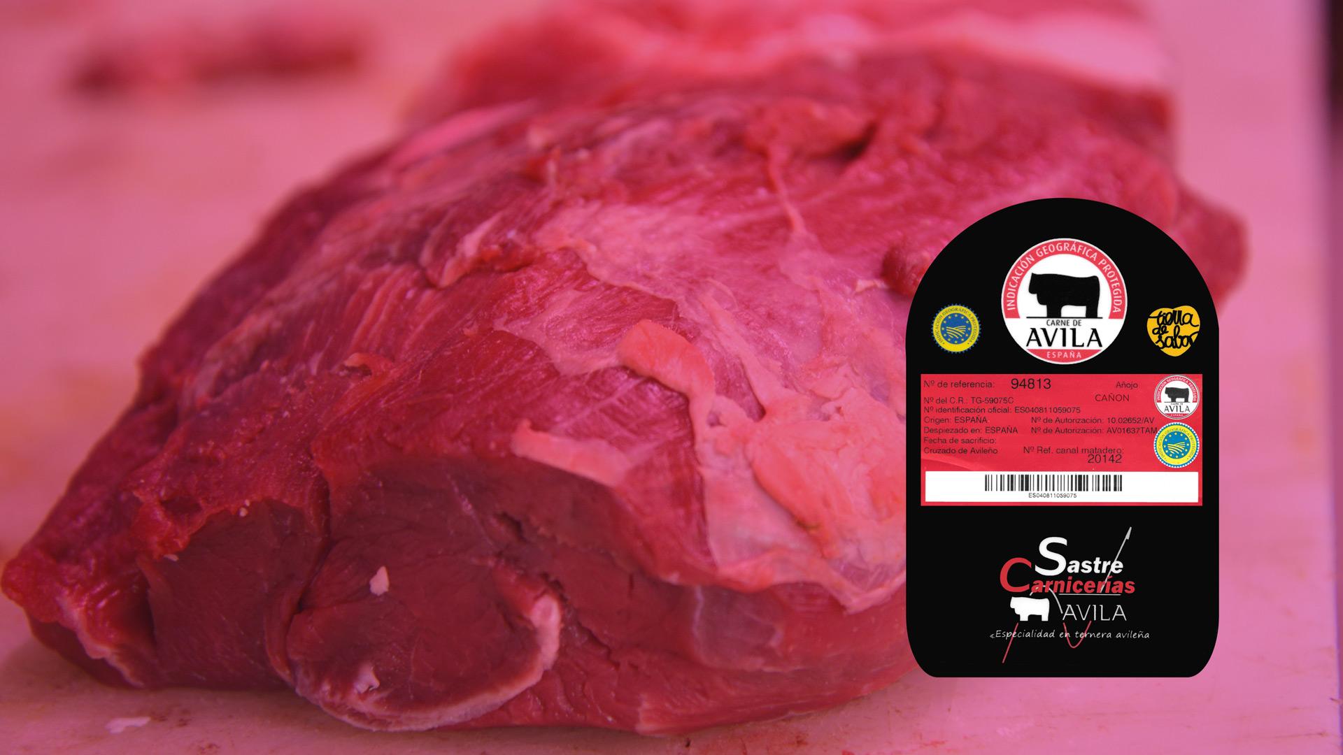 cañon-de-ternera-avileña-carniceria-sastre-Ávila01