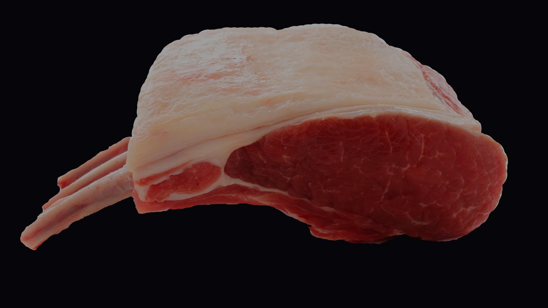 Chuletillas de cordero lechal Carniceria Sastre Ávila