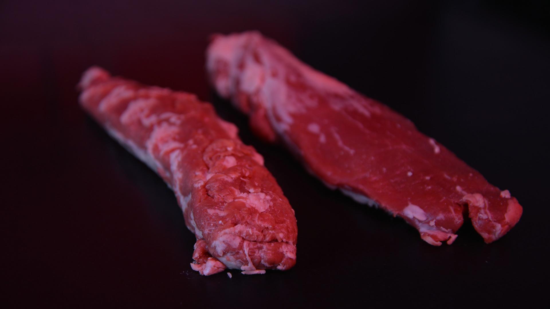 Solomillo cerdo iberico carnicería Sastre Ávila